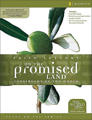 Faith Lessons on the Promised Land Leaders Guide Participants and VHS