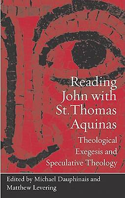Picture of Reading John with St. Thomas Aquinas
