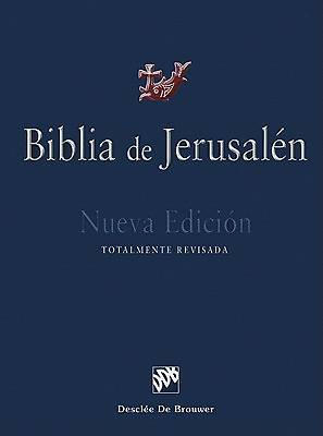 Picture of Biblia de Jerusalen Manual-FL-Nueva