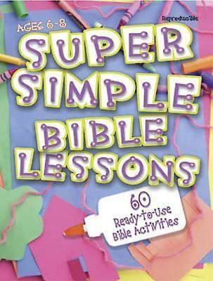 Super Simple Bible Lessons (Ages 6-8)  - eBook [ePub]