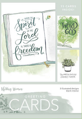 Boxed Greeting Cards- Spirit of the Lord
