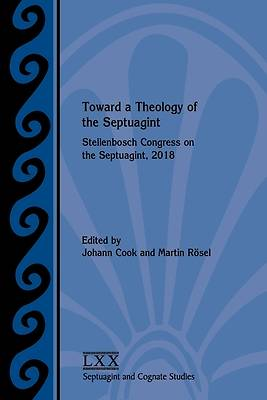 Picture of Toward a Theology of the Septuagint