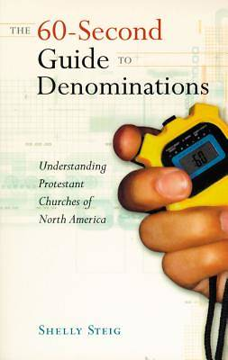 Picture of 60 Second Guide to Denominations