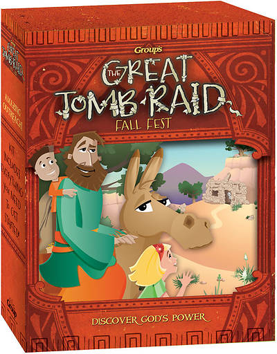 The Great Tomb Raid Fall Fest