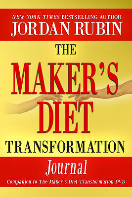 The Makers Diet Revolution Transformation Journal