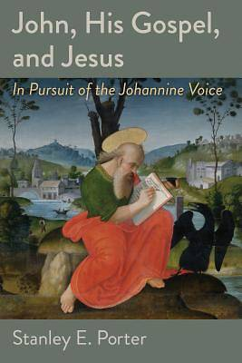 Picture of John, His Gospel, and Jesus