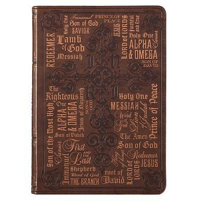 Picture of Journal Lux-Leather Flexcover Names of Jesus