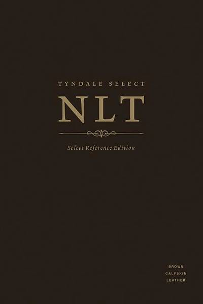 Picture of Tyndale Select Reference Bible-NLT