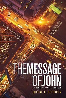 The Message Gospel of John (Repack)