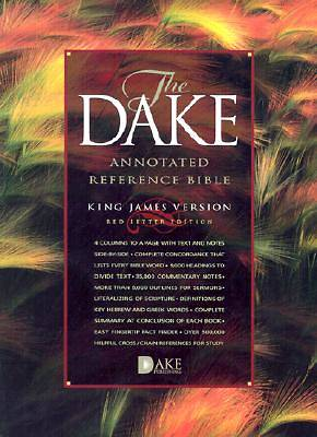 Bible KJV Dake Annotated Reference