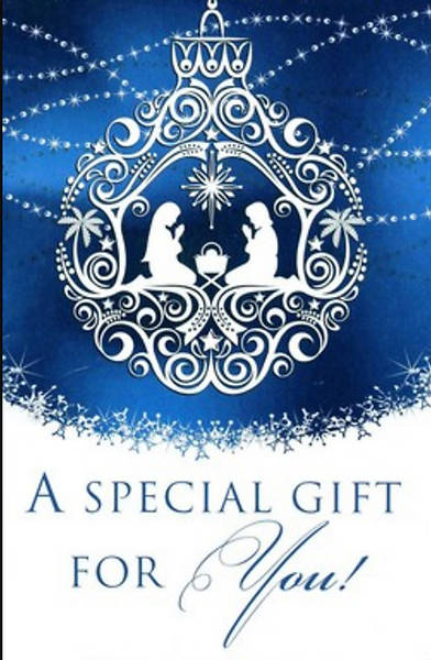 Christmas Share Booklet - Our Christmas Offering - Pack of 12