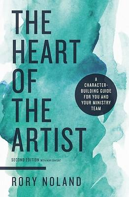 Picture of The Heart of the Artist, Second Edition