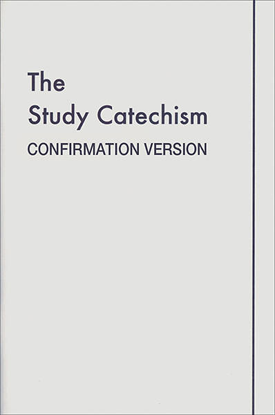 Study Catechism Confirmation Version