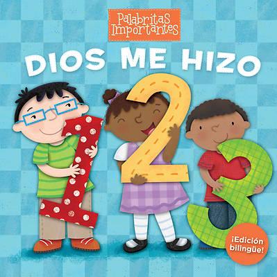 Picture of Dios Me Hizo 1, 2, 3 (Edición Bilingüe)