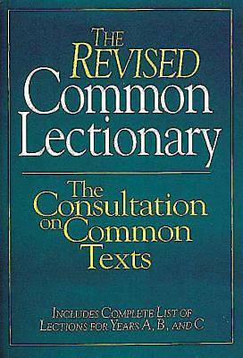 The Revised Common Lectionary - eBook [ePub]