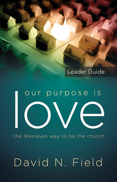Picture of Our Purpose Is Love Leader Guide - eBook [ePub]