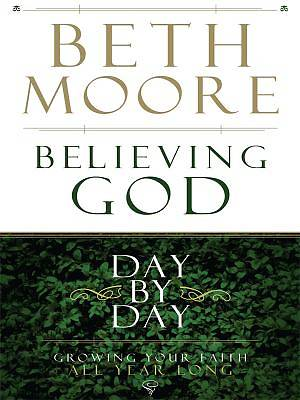 Picture of Believing God Day by Day
