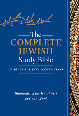 Picture of The Complete Jewish Study Bible