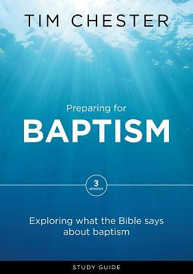 Picture of Preparing for Baptism