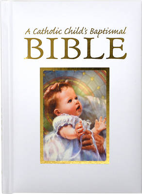 Catholic Childs First Bible