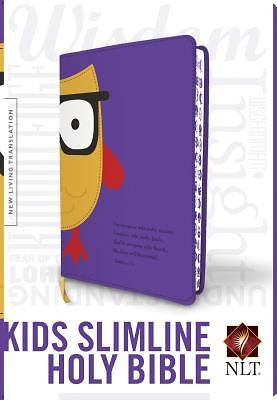 Kids Slimline Bible-NLT-Matthew 7