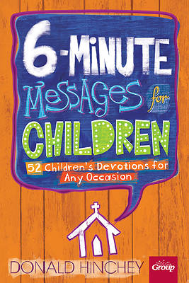 Picture of 6-Minute Messages for Children