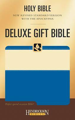 New Revised Standard Version Deluxe Gift Bible with the Apocrypha