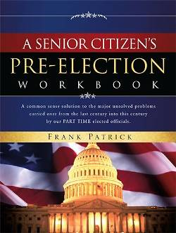 Picture of A Senior Citizen's Pre-Election Workbook