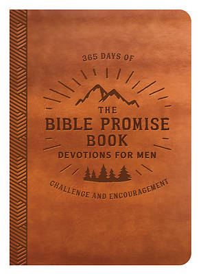 Picture of The Bible Promise Book Devotions for Men