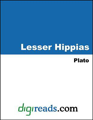 Lesser Hippias [Adobe Ebook]
