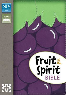 Fruit of the Spirit Bible-NIV