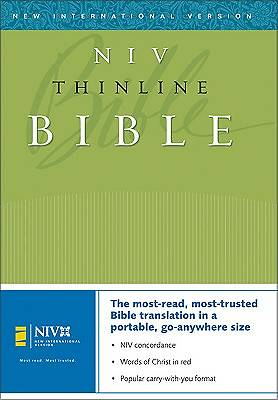 Picture of Thinline Bible-NIV