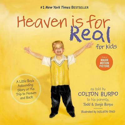 Picture of Heaven Is for Real for Kids