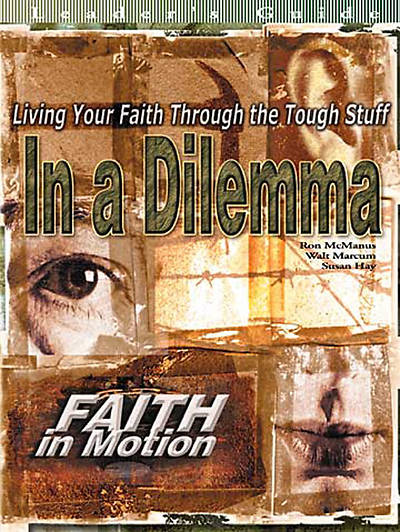 In a Dilemma - Leaders Guide (Faith in Motion Series) - Download Edition