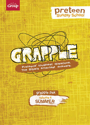 Group Grapple Paks Volume 4
