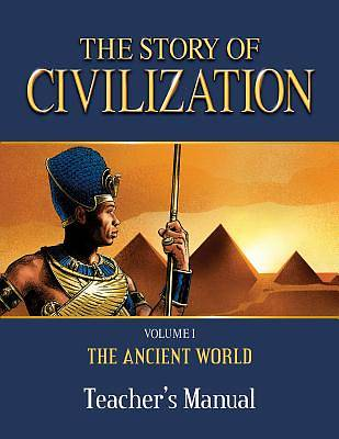 Picture of The Story of Civilization Teacher's Manual