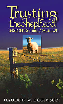 Picture of Trusting the Shepherd