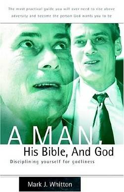 Picture of A Man, His Bible, and God
