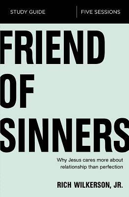 Picture of Friend of Sinners Study Guide