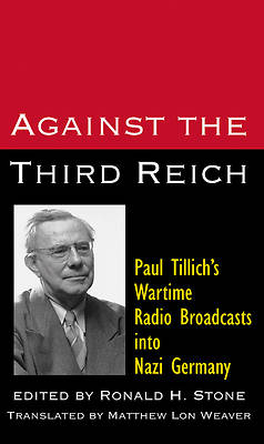 Picture of Against the Third Reich