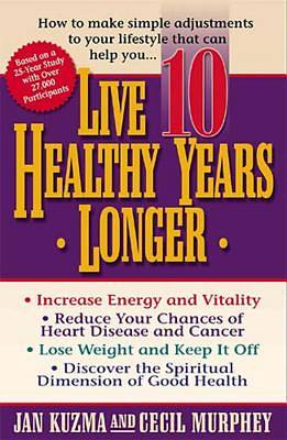 Picture of Live 10 Healthy Years Longer