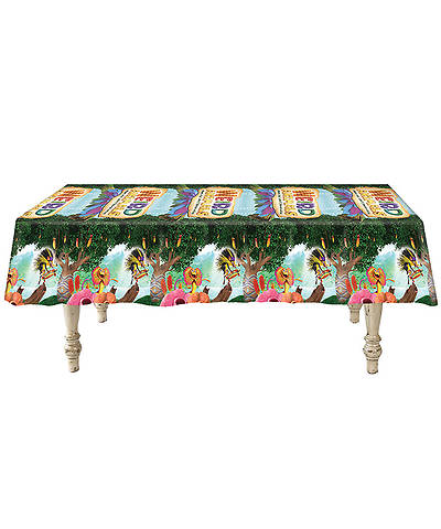 Group VBS 2014 Weird Animals Table Cover