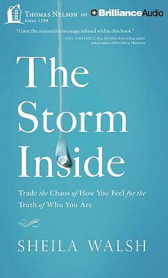 The Storm Inside Audiobook - CD