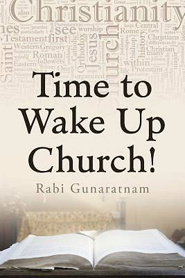 Picture of Time to Wake Up Church!