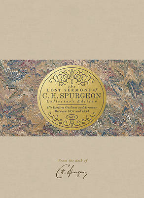 Picture of The Lost Sermons of C. H. Spurgeon Volume V -- Collector's Edition