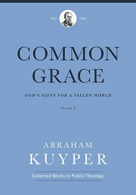 Picture of Common Grace (Volume 3)