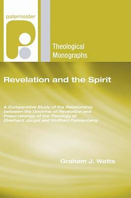 Picture of Revelation and the Spirit