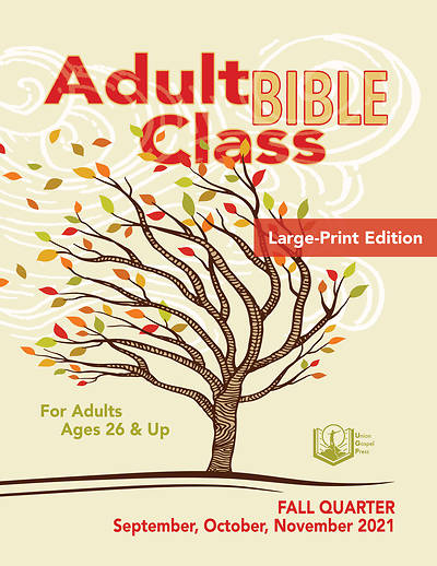 Picture of Union Gospel Adult Bible Student LP Fall 2021