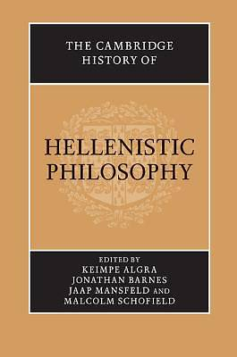 Picture of The Cambridge History of Hellenistic Philosophy