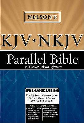 King James Version/New King James Version Parallel Bible
